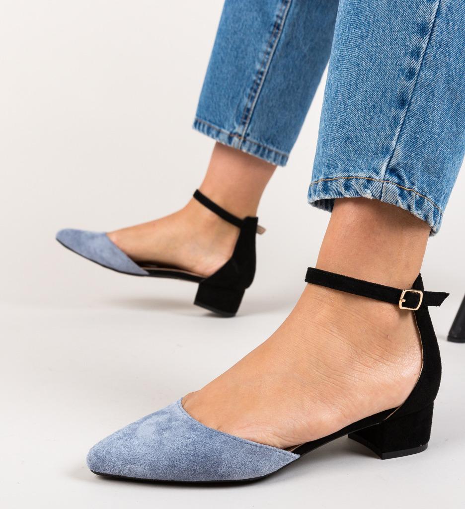Sandale Kelinon Albastre