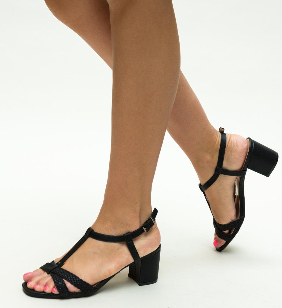 Sandale Pear Negre