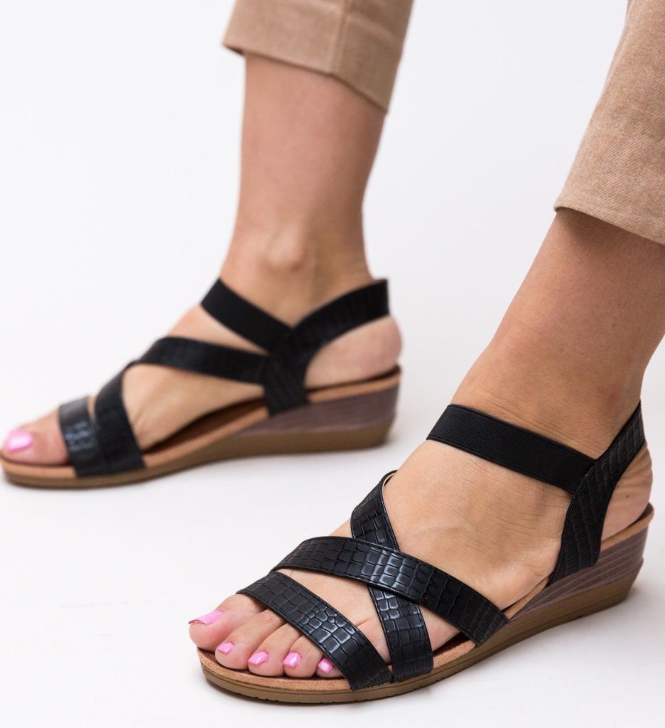 Sandale Reynal Negre