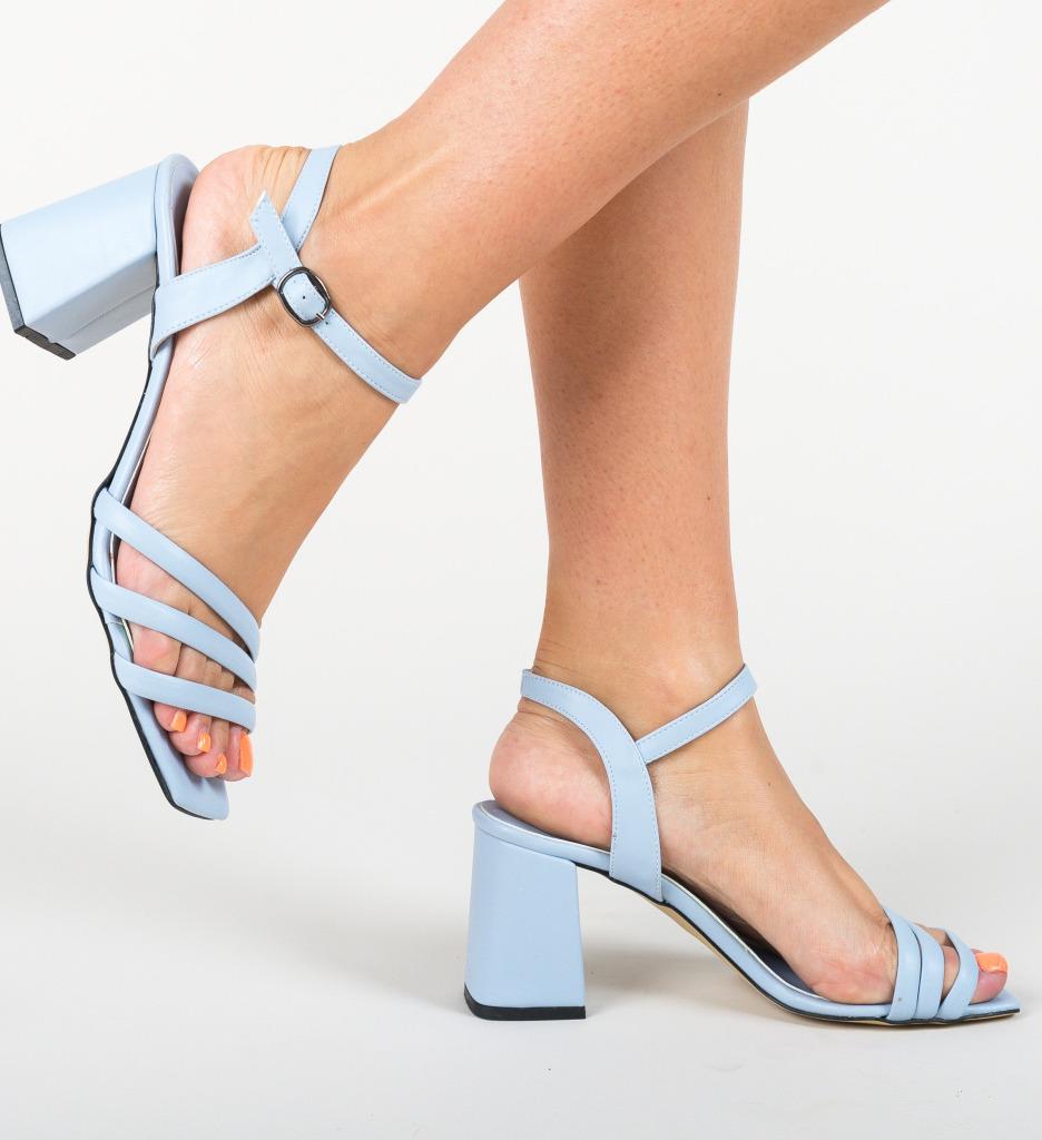 Sandale Sodio Albastre