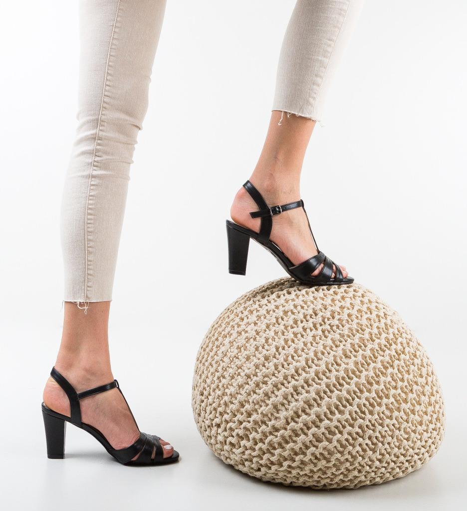Sandale Survet Negre 2