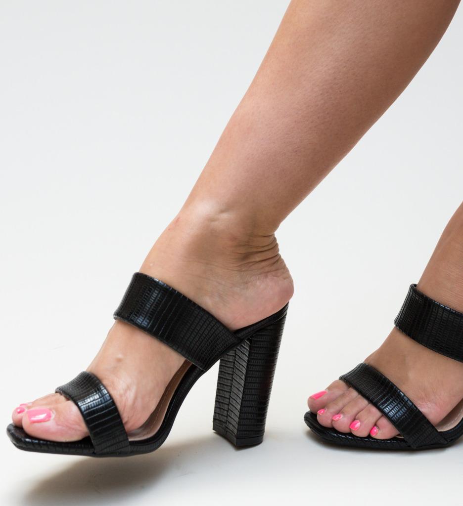 Sandale Tiago Negre