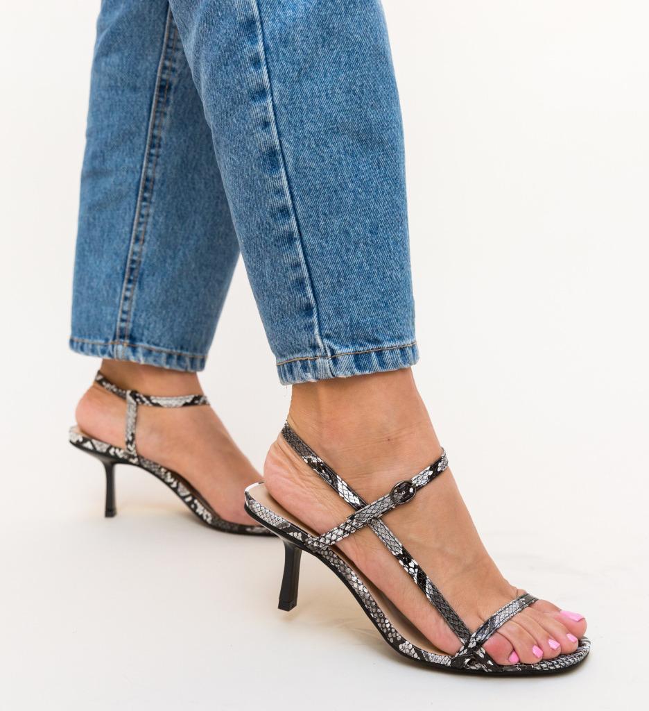 Sandale Wilma Negre