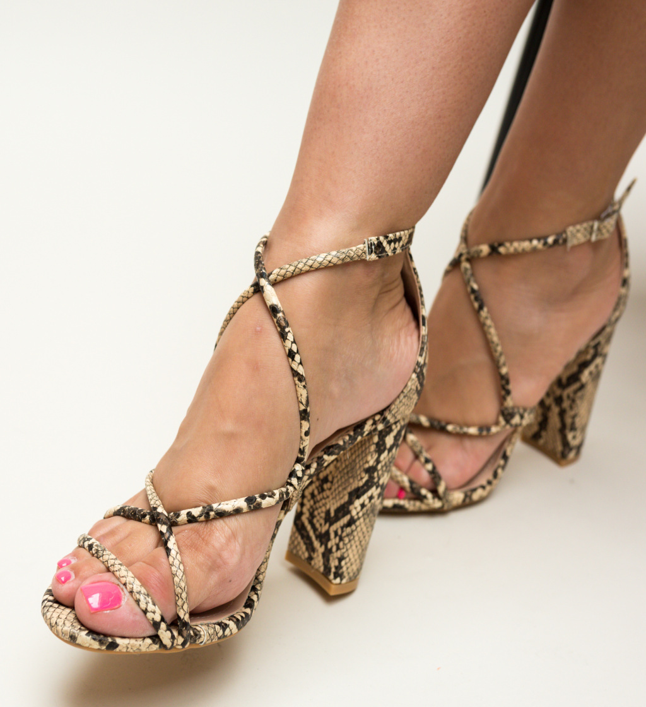 Sandale Baird Bej