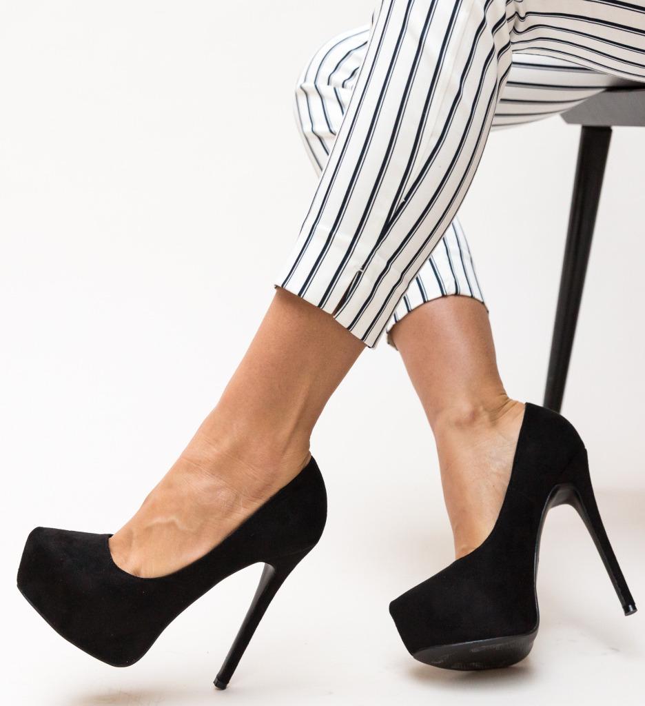 Pantofi Brady Negri
