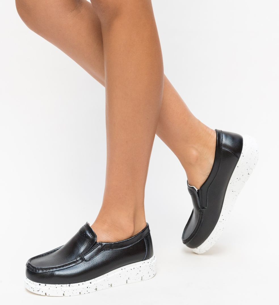 Pantofi Casual Adelin N.Leather
