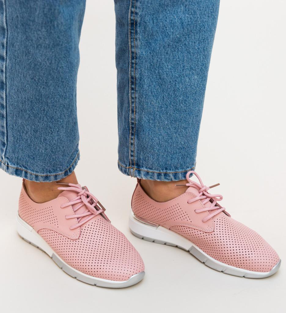 Pantofi Casual Albert Roz