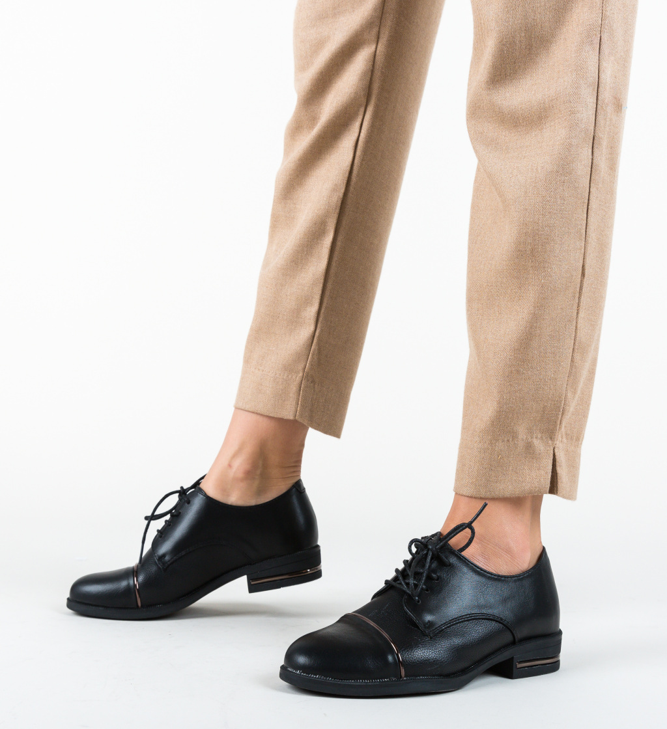 Pantofi Casual Best Negri