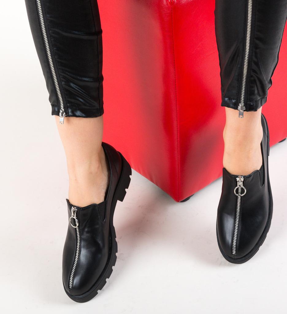 Pantofi Casual Bryant Negri