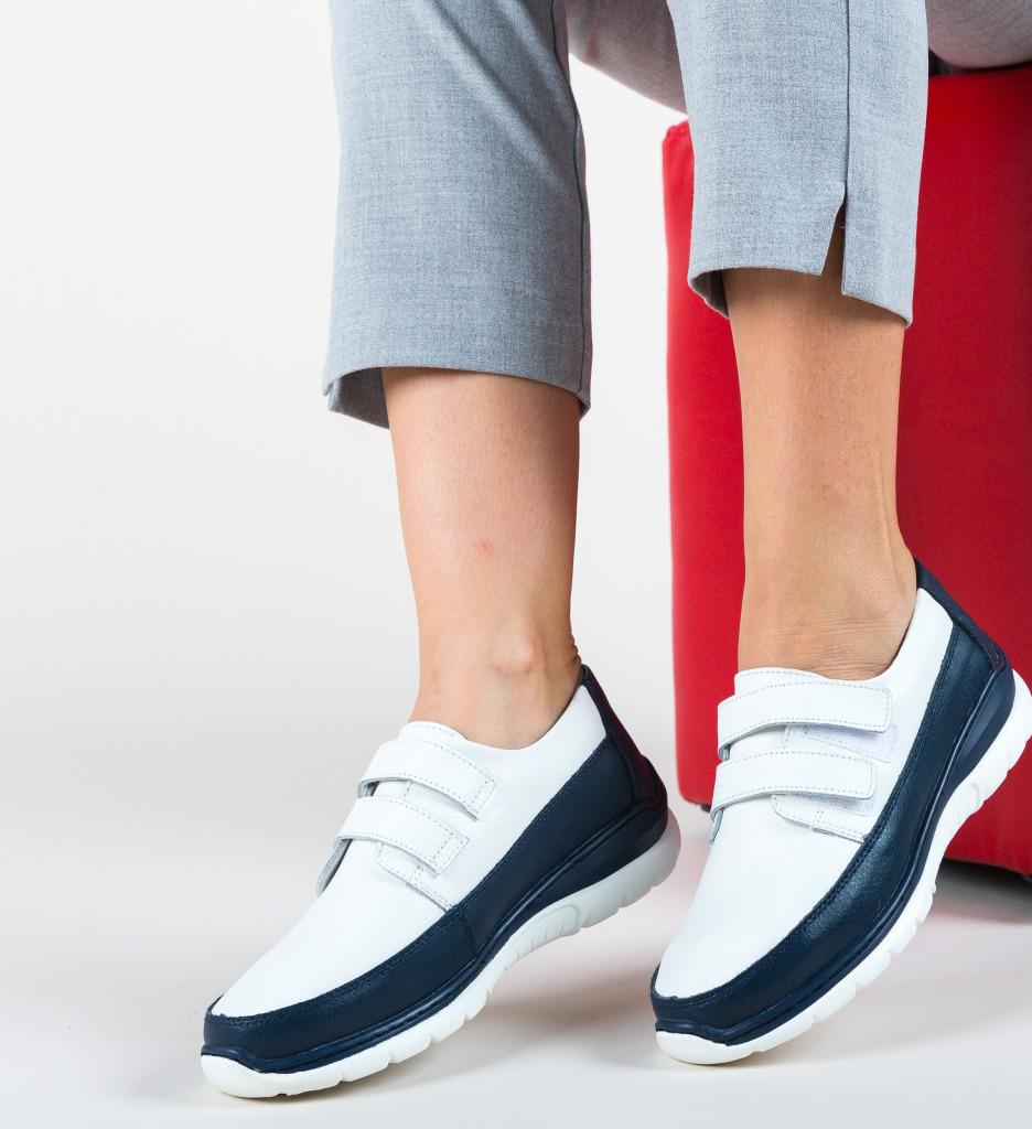Pantofi Casual Grant Albi