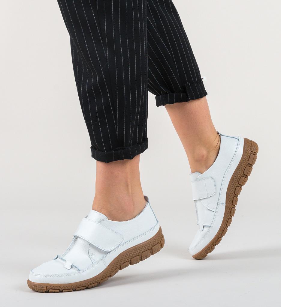 Pantofi Casual Myers Albi