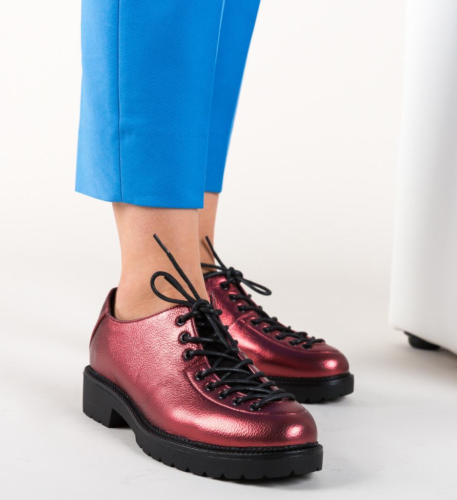 Pantofi Casual Nial Grena imagine
