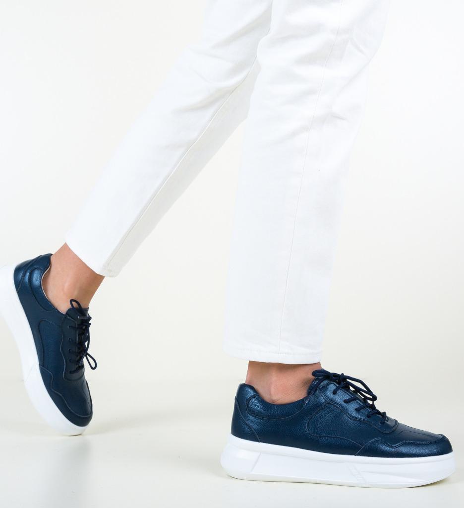 Pantofi Casual Peters Bleumarin