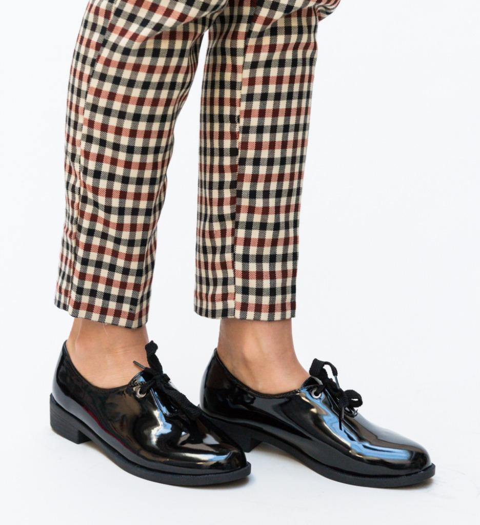 Pantofi Casual Tahoma Negri