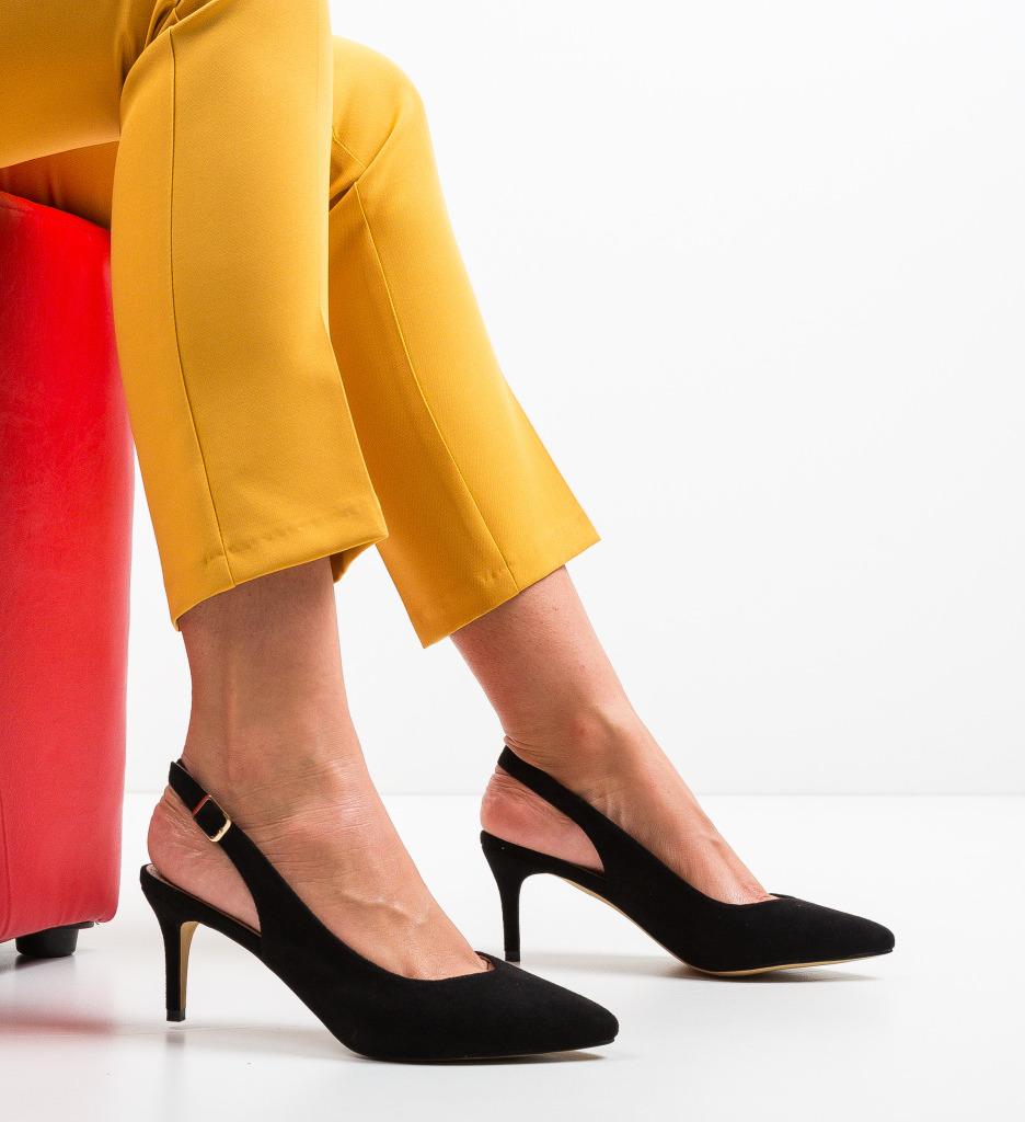 Pantofi Chyna Negri
