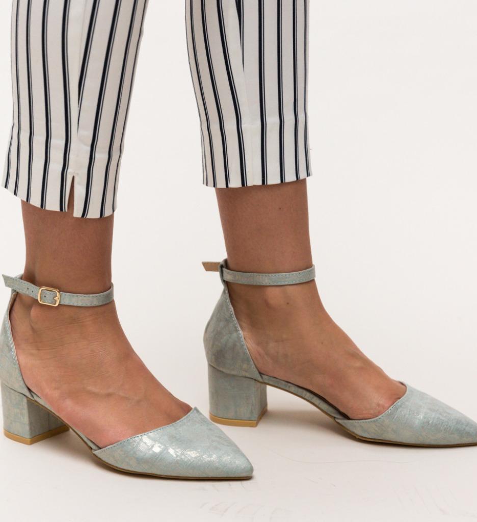 Pantofi Devlin Verzi imagine