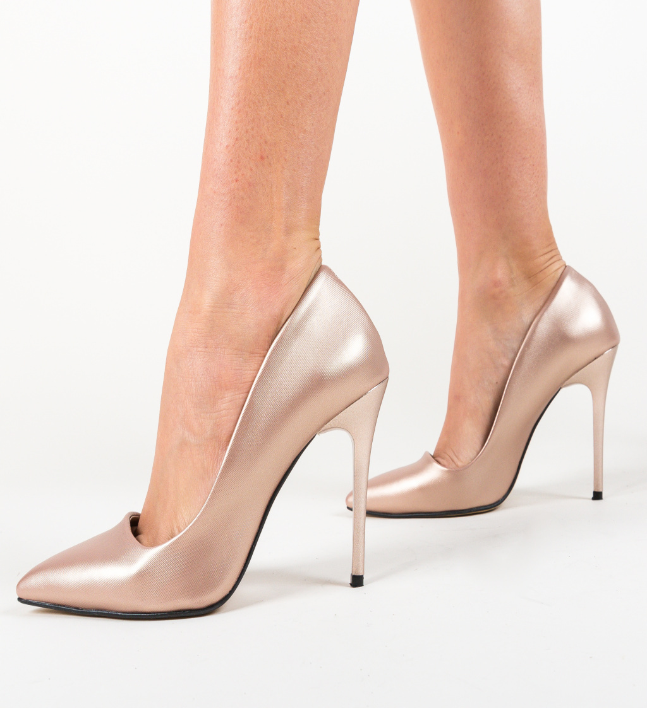 Pantofi Eoin Bronz
