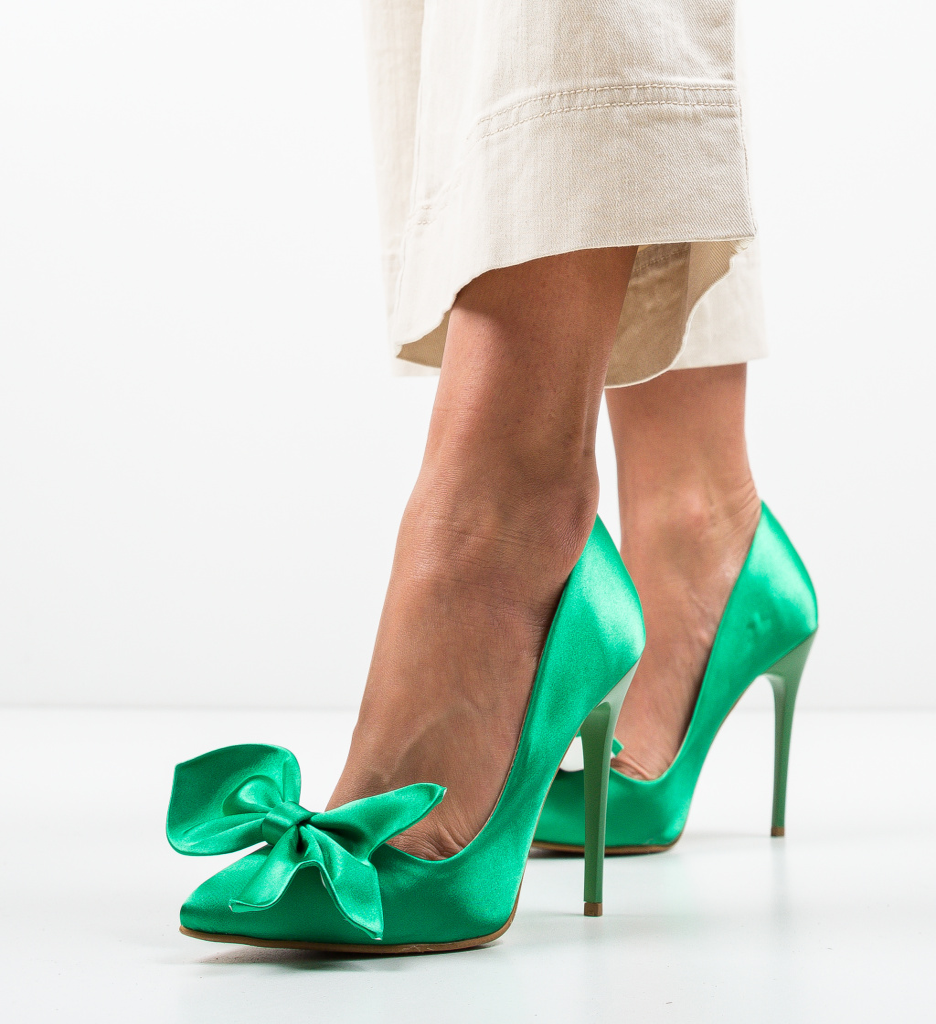 Pantofi Juanita Verzi
