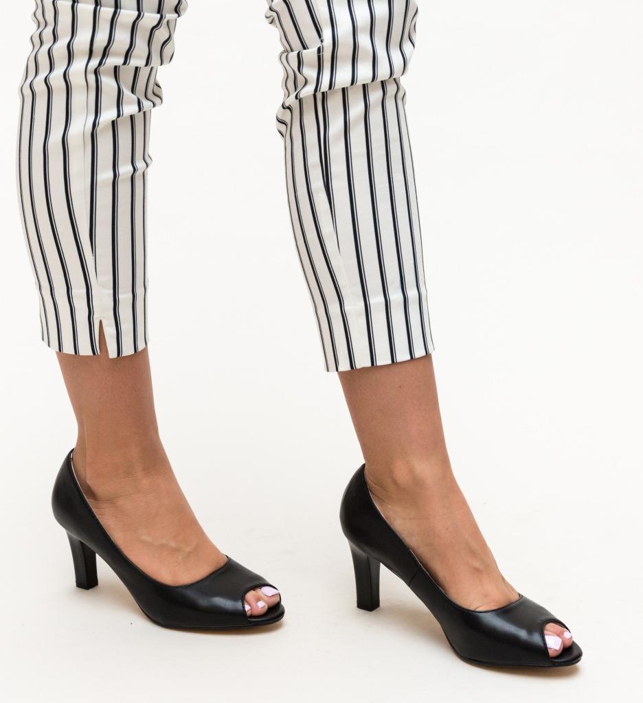 Pantofi Kofi Negri