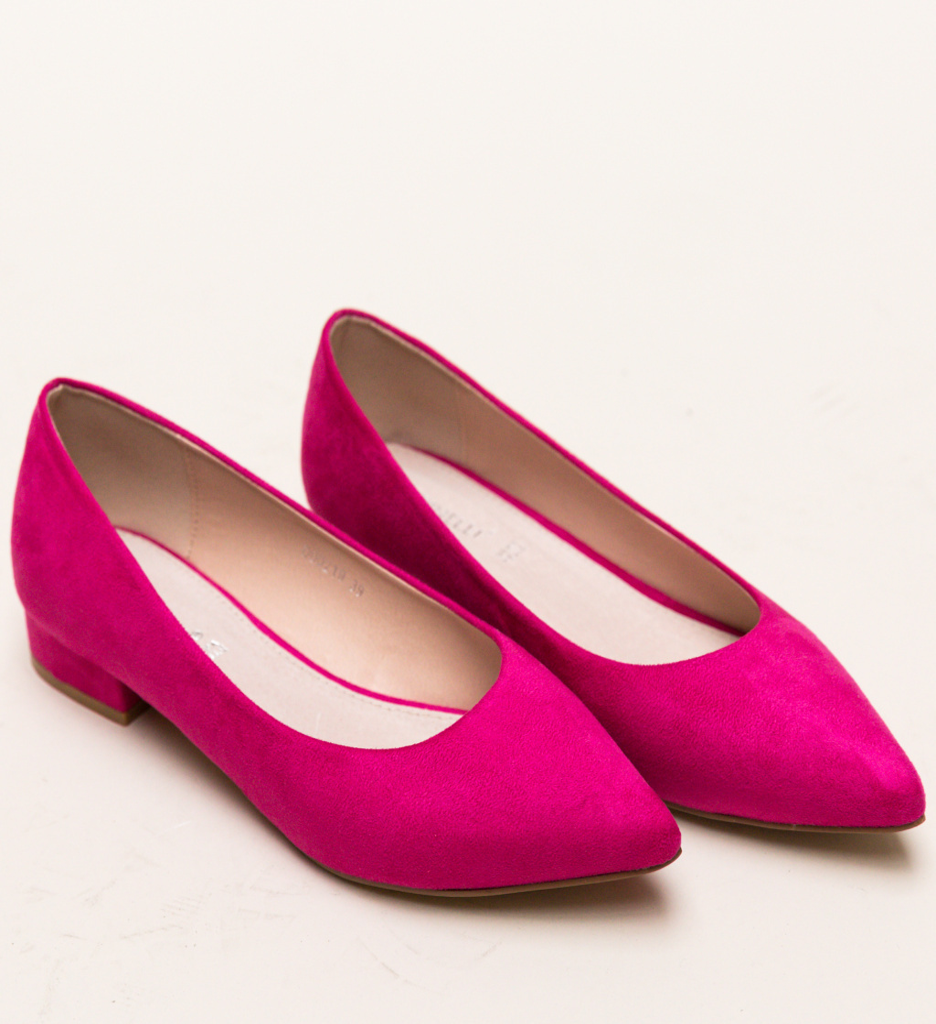 Pantofi Niam Fuchsia