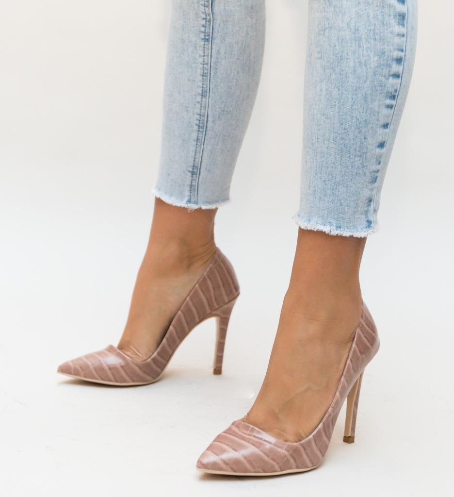 Pantofi Nido Roz