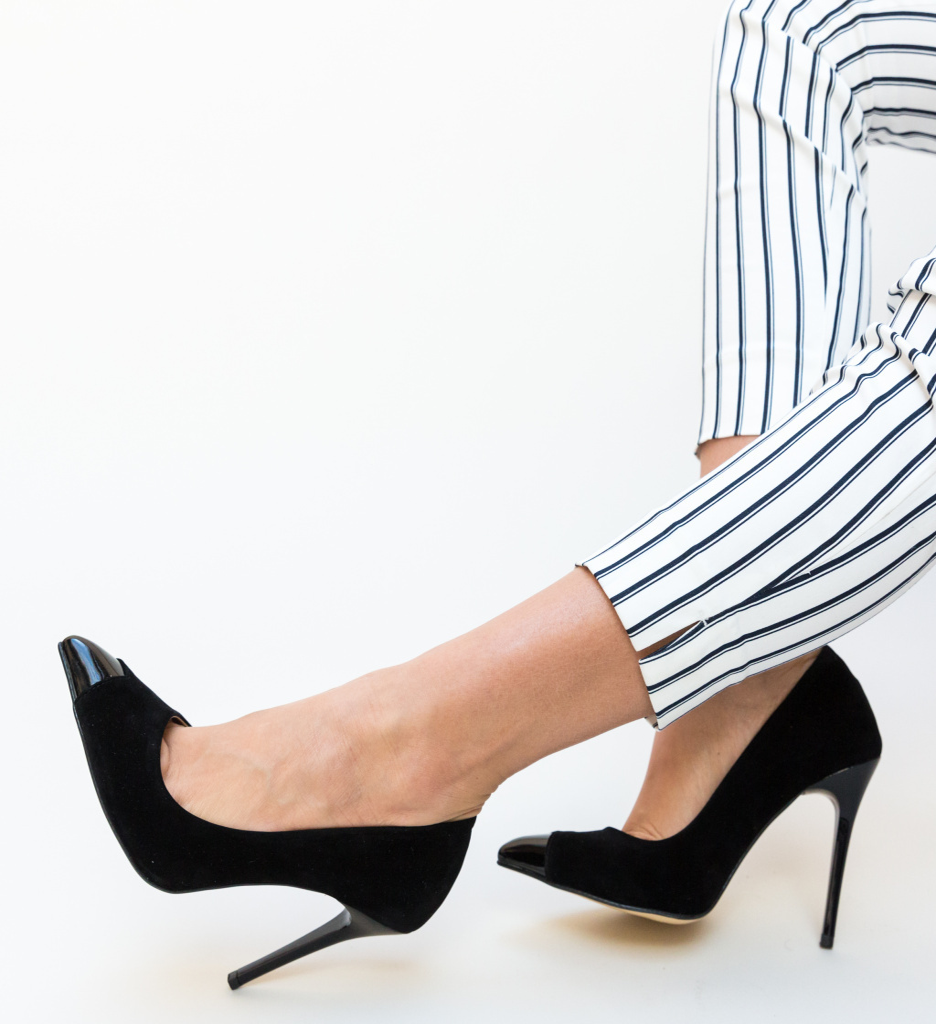 Pantofi Samara Negri imagine