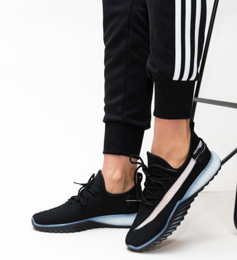 Pantofi Sport Adaline Negri