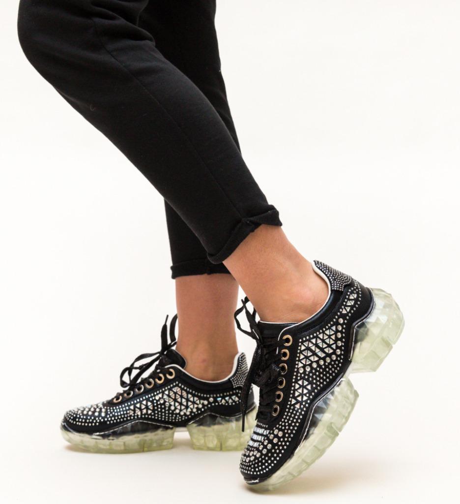 Pantofi Sport Akcent Negri