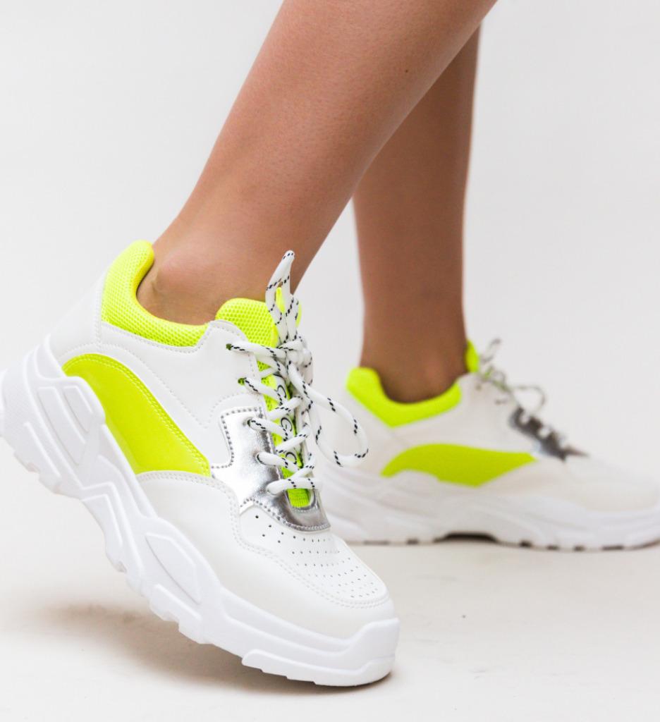 Pantofi Sport Arlon Verzi