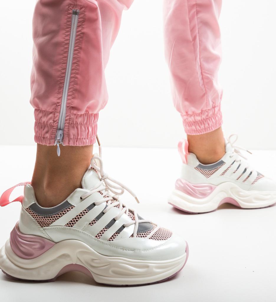 Pantofi Sport Bordan Roz