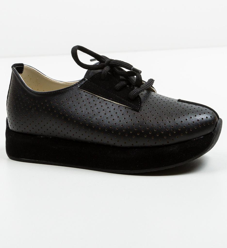 Pantofi Sport Fischli Negri