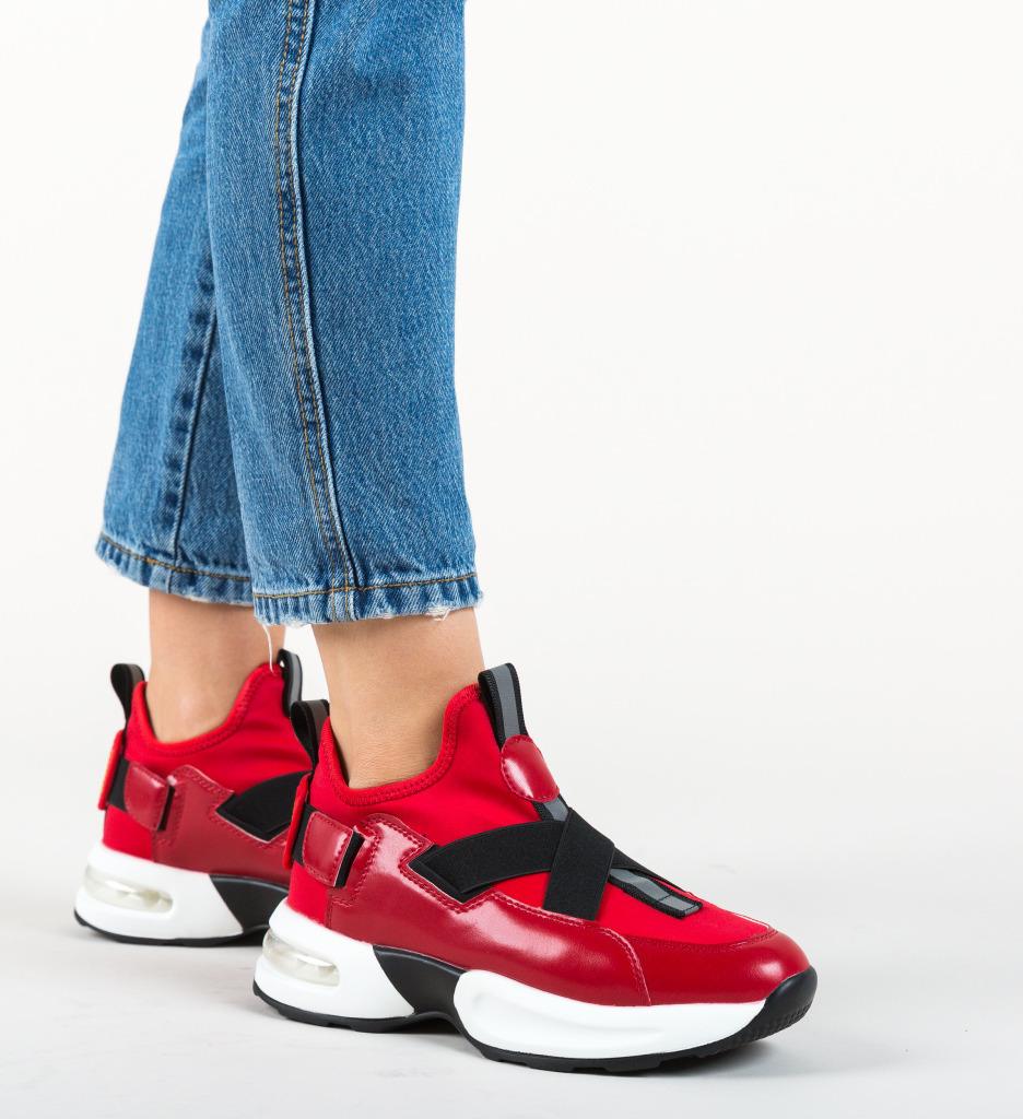 Pantofi Sport Jerusalema Rosii