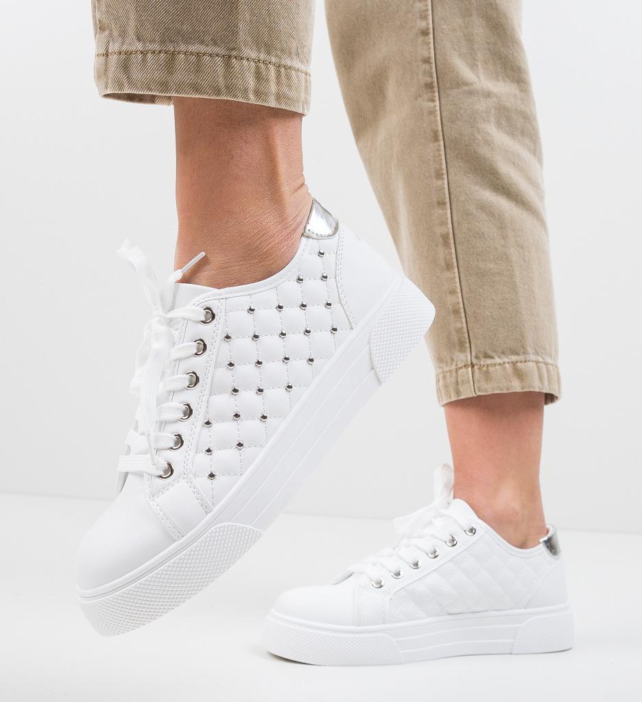 Pantofi Sport Kodi Albi 3