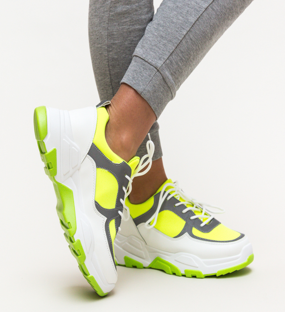 Pantofi Sport Kros Verzi