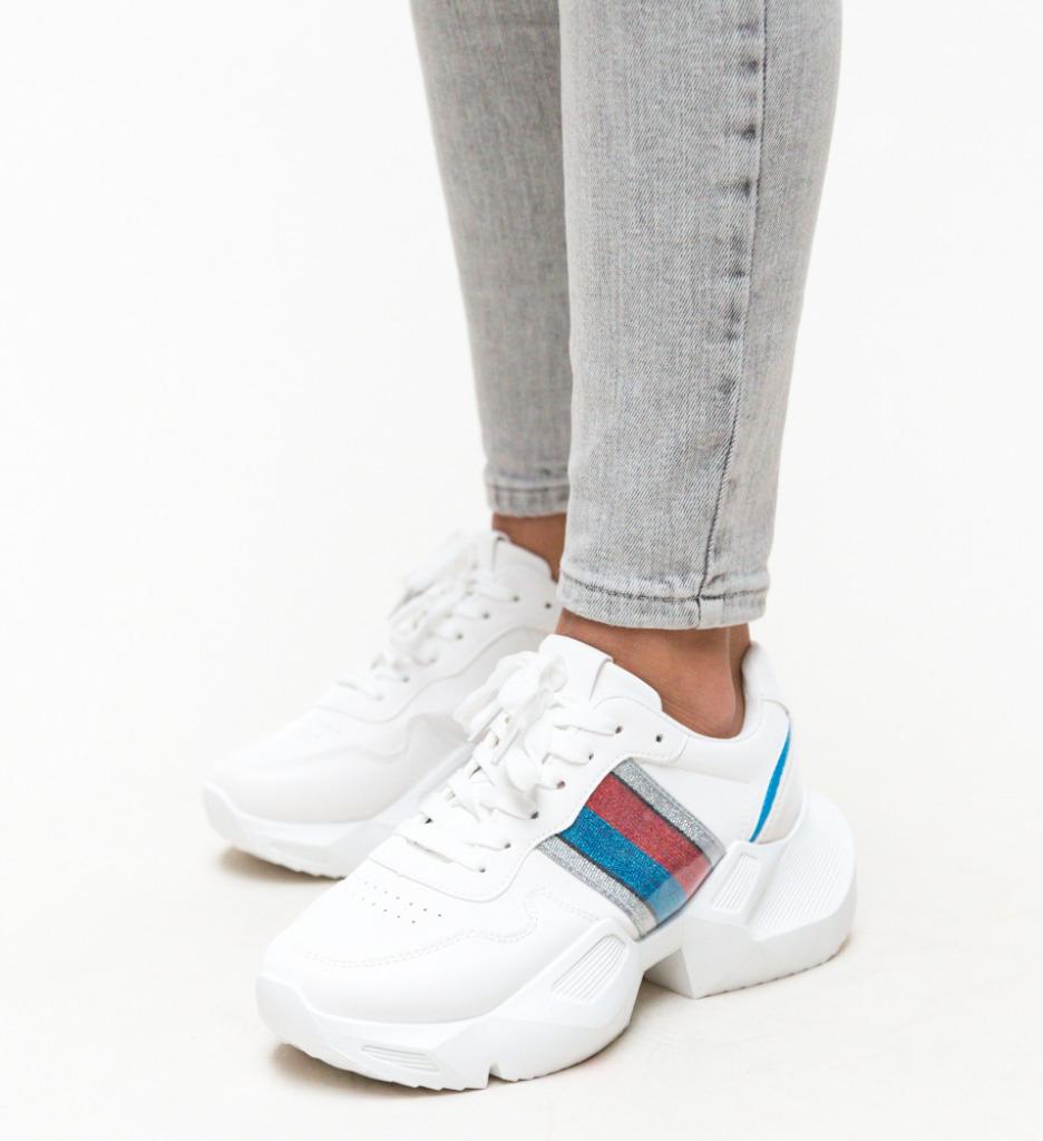 Pantofi Sport Maloy Albi
