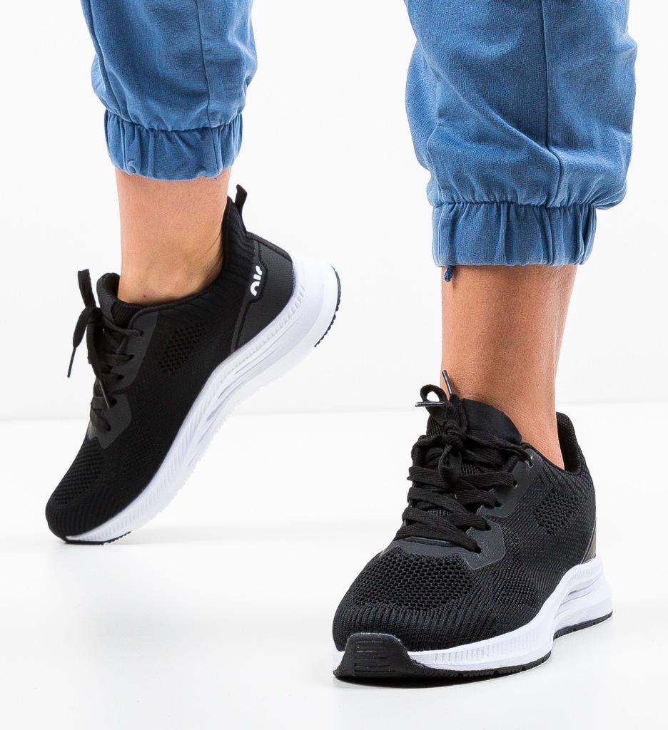 Pantofi Sport Meavalor Negri 2