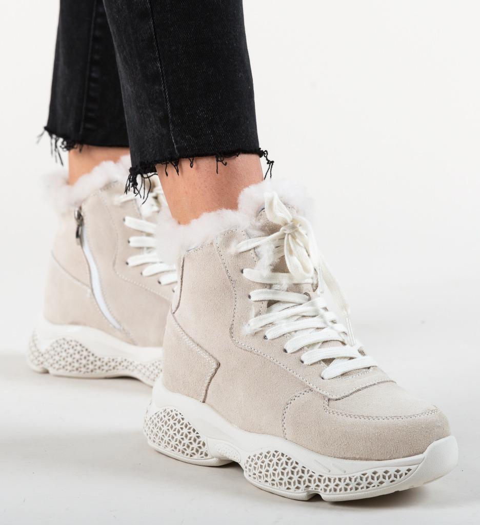Pantofi Sport Millar Bej