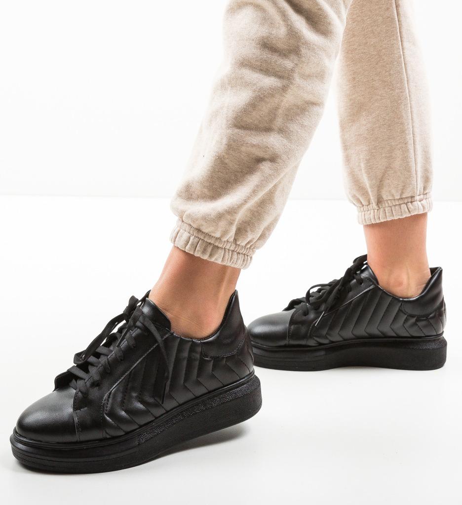 Pantofi Sport Nedit Negri