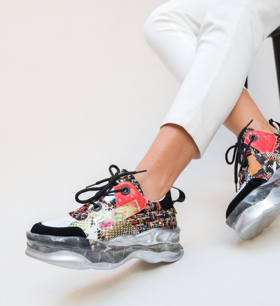 Pantofi Sport Poeno Negri