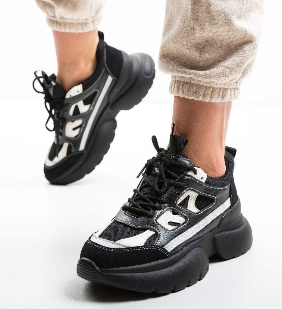 Pantofi Sport Samtoria Negri
