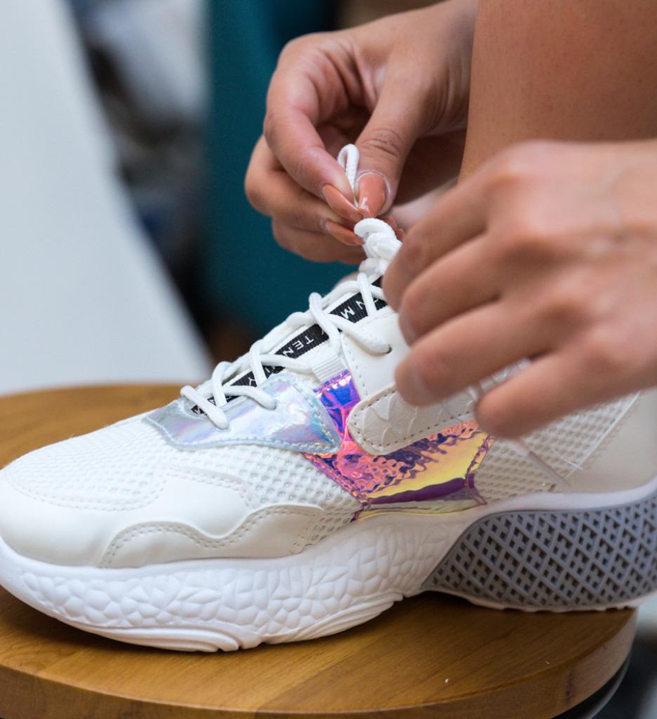 Pantofi Sport Sanaya Albi