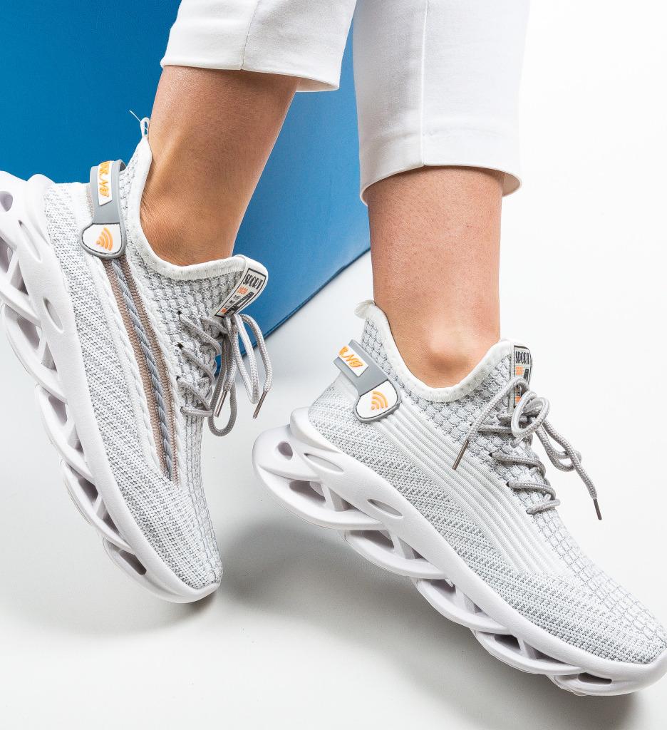 Pantofi Sport Suein Gri