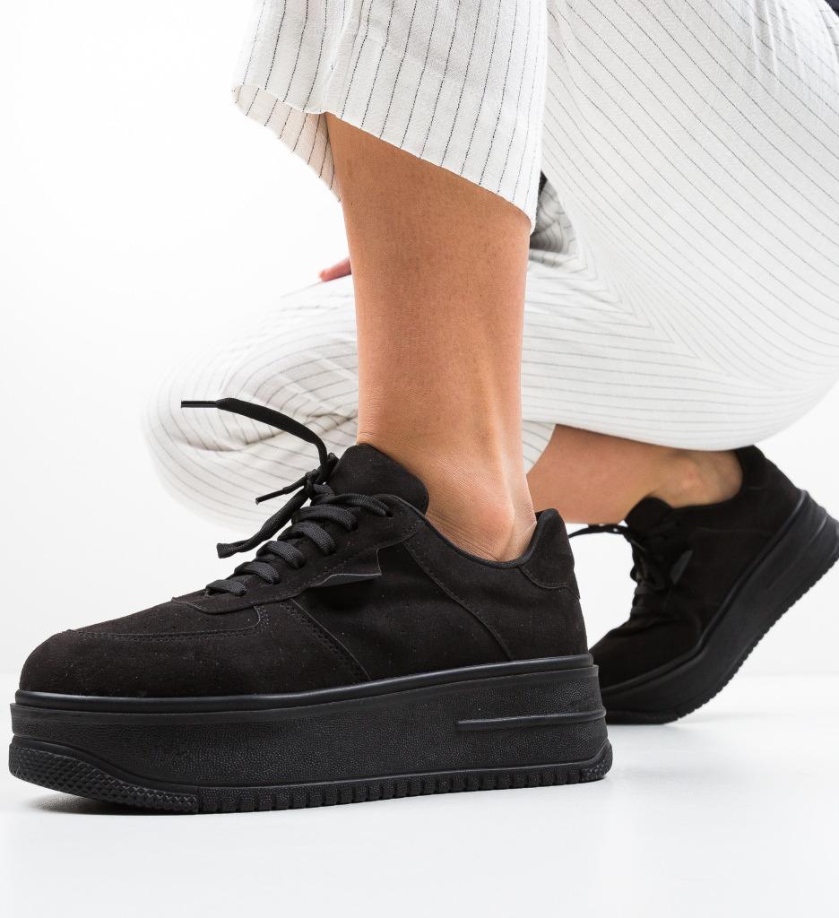Pantofi Sport Venos Negri