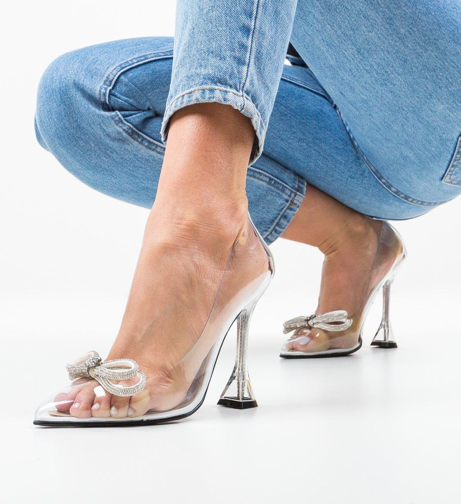 Pantofi Tacop Albi