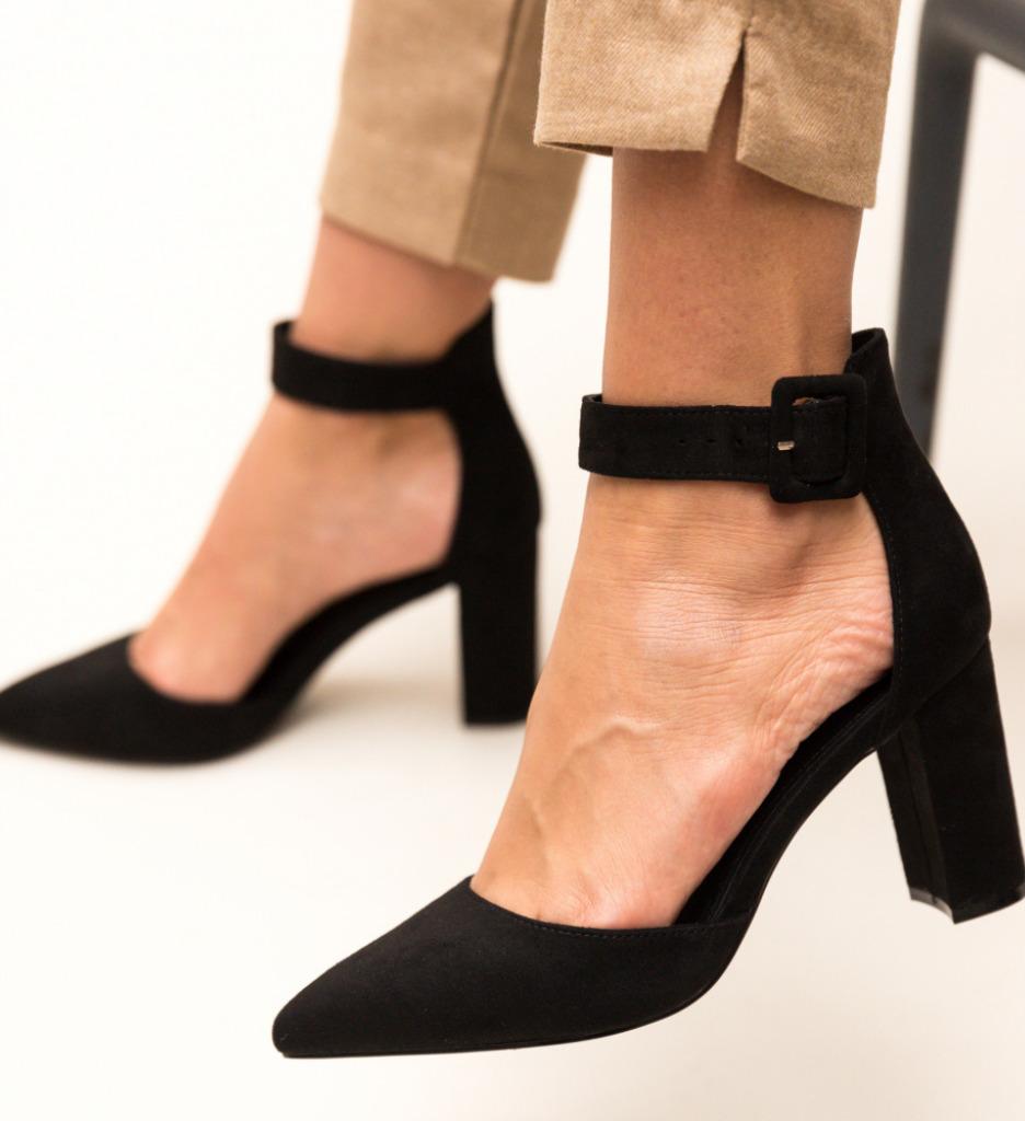 Pantofi Taylor Negri