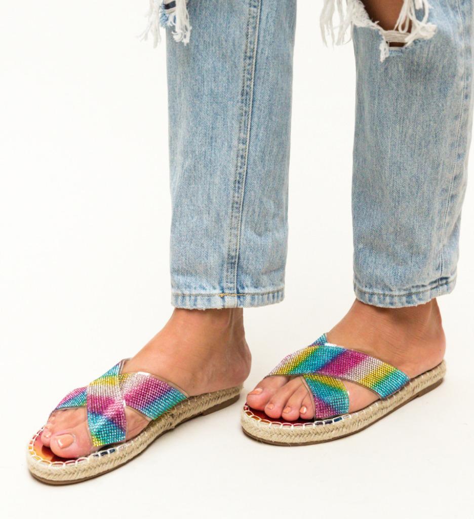 Papuci Baxter Roz