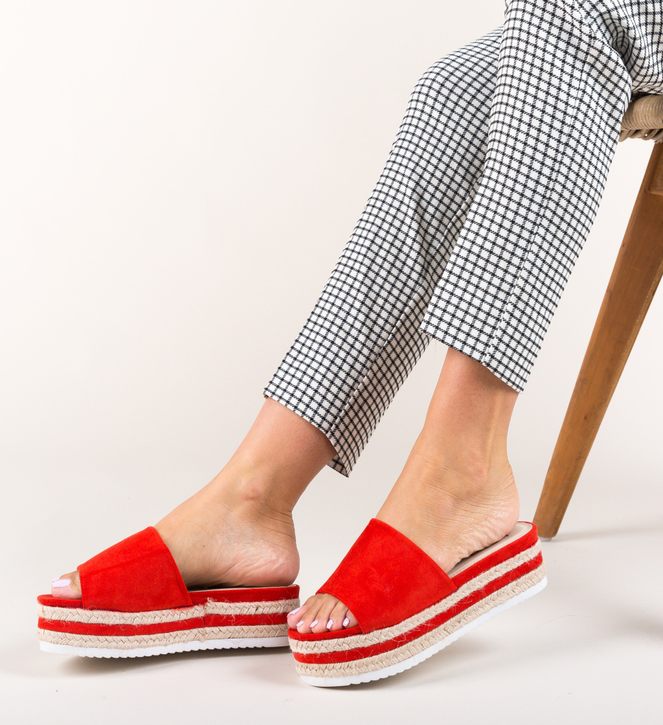 Papuci Joel Rosii