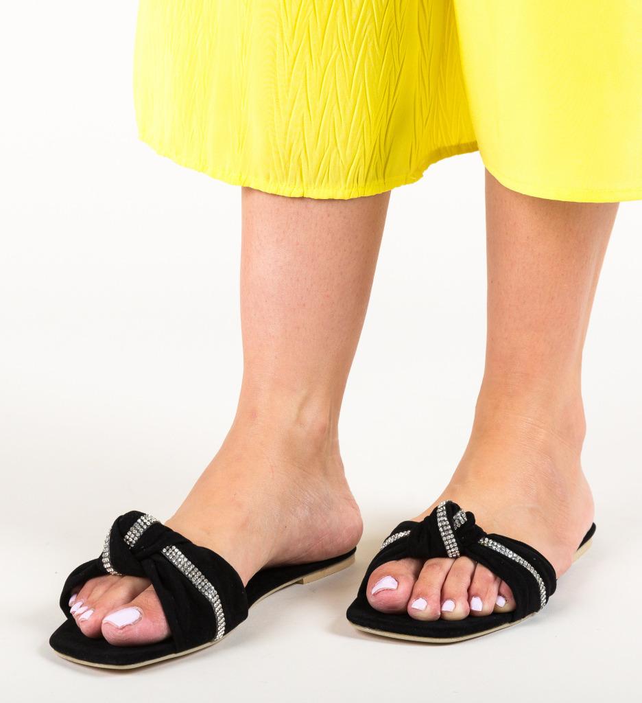 Papuci Stireno Negri