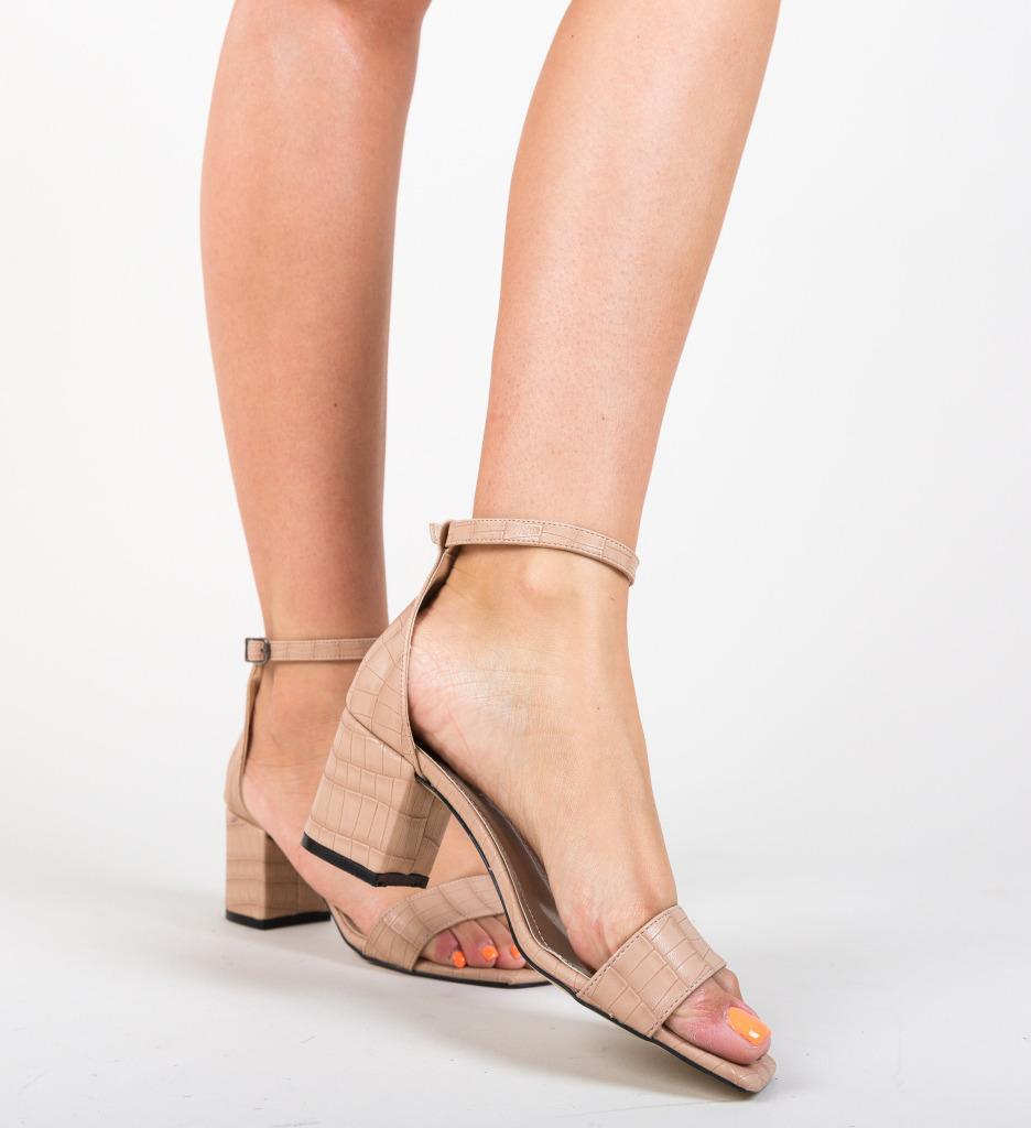 Sandale Agorde Roz