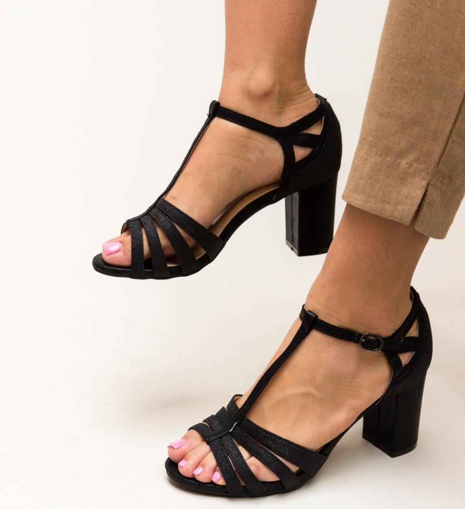 Sandale Antanena Negre